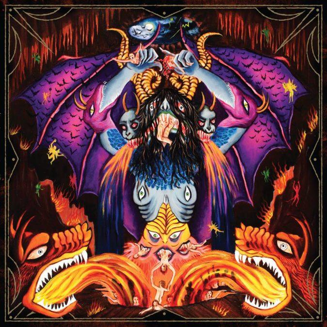 Devil Master Satan Spits On Children Of Light