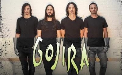 Gojira band photo