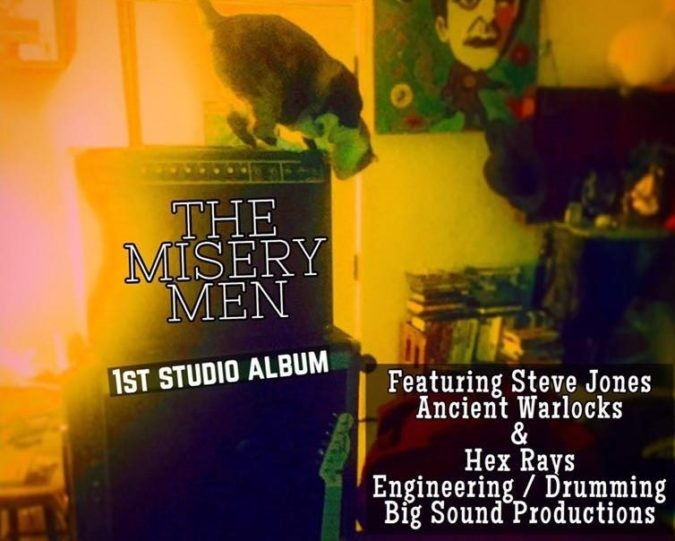 THE MISERY MEN 'Deathspiration' EP Review & Stream