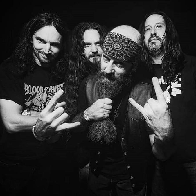 Pale Divine band