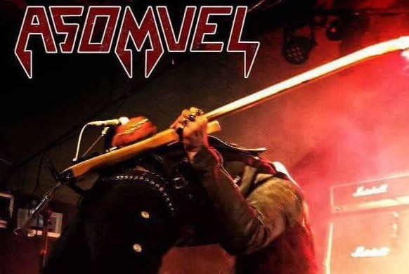 ASOMVEL 'World Shaker' Via Heavy Psych Sounds In May; Official Video + U.K. Tour Dates