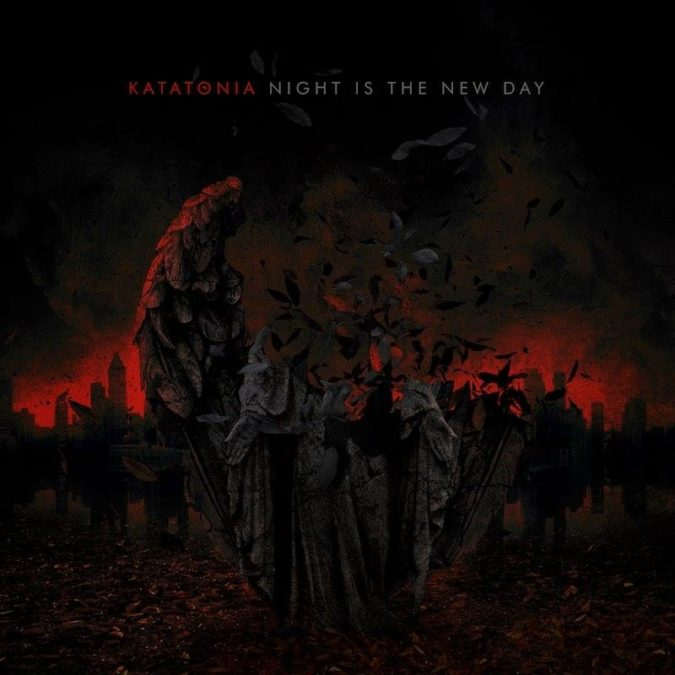 Katatonia Night Is The New Day LP