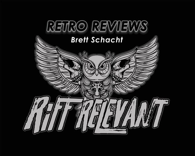 Riff Relevant Retro Reviews Logo Image