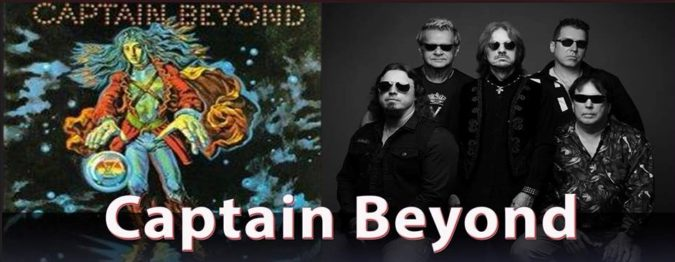 CAPTAIN BEYOND Reveal Initial Dates Of Upcoming U.S. Tour