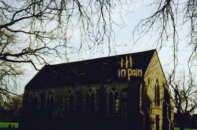 Ill In Pain Serve EP