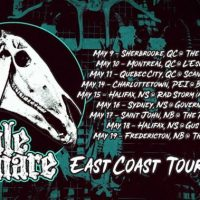 PALE MARE To Embark On Eastern Canadian Tour In May