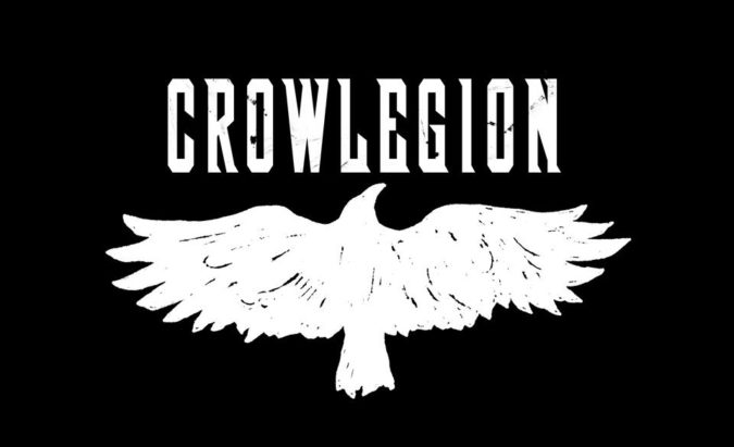 "Exclusive Premiere: CROWLEGION ""Figures Of Blood"" Official Video"