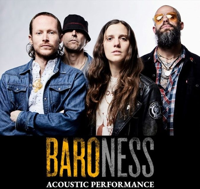 Baroness Acoustic