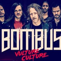 BOMBUS 'Vulture Culture' Album Due Nov.; Official Video + EU. Mini-Tour