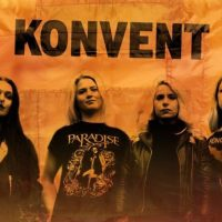 KONVENT Upcoming 'Puritan Masochism' Album Details + Video; EU Tour