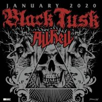 BLACK TUSK Headline Early 2020 U.S. Tour; ALL HELL Support