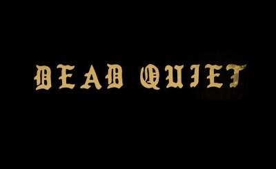 dead quiet logo