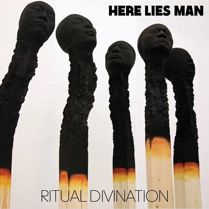Here Lies Man Ritual Divination cover