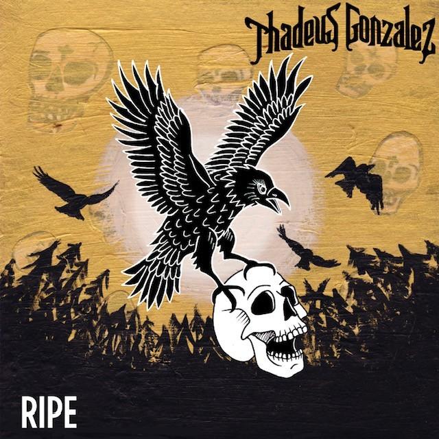 "Exclusive: THADEUS GONZALEZ Premieres ""Ripe"" Single Off Upcoming 'Opposite Faces'"