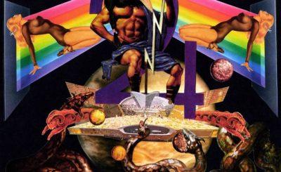 Kvasir 4 Album Artwork by Greg Traw