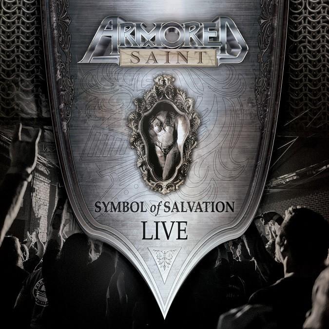 Armored Saint Symbol Of Salvation Live album art