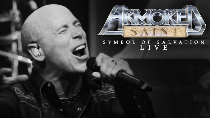 Armored Saint Symbol Of Salvation Live photo