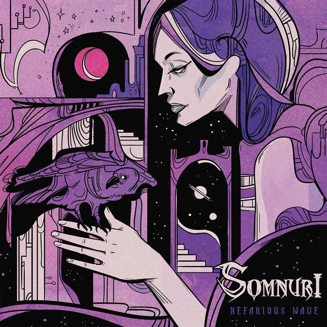 Somnuri Nefarious Wave album