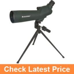 Celestron 60 mm Zoom - 45° Spotting Scope Telescope