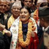In Nepal una presidente femminista e comunista