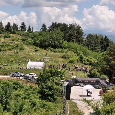 Trail di Vallinfreda 2011