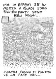 Actually 25 out of 5000 are not very much... Draw yourself next page full of dots...