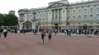 Allungo a Buckingham Palace