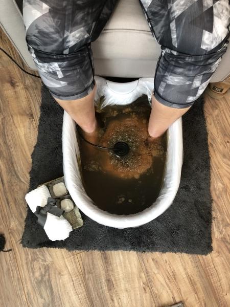 Foot Detox Treatment Rigby