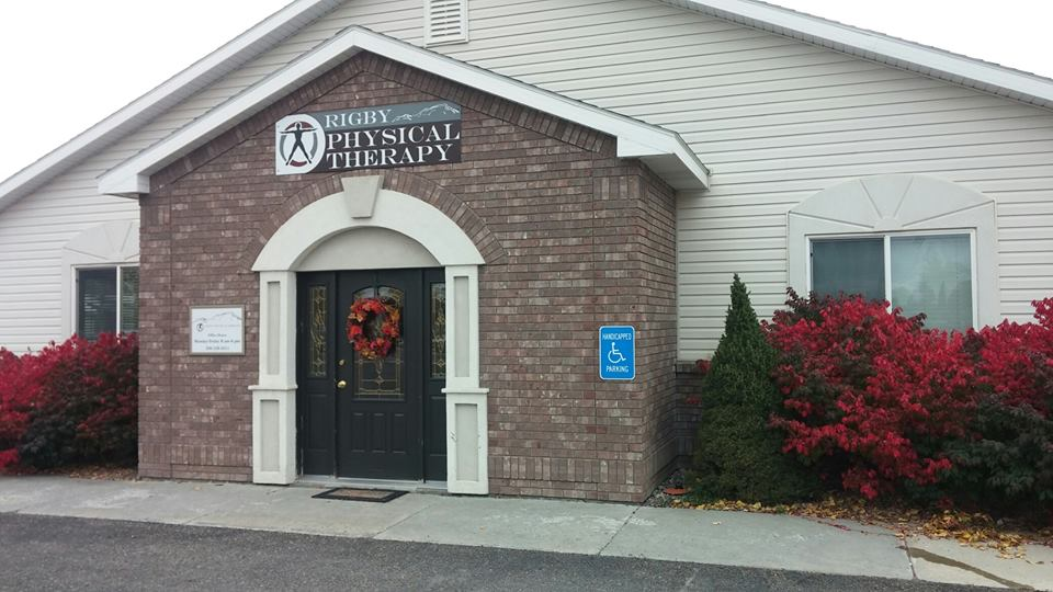 Rigby Physical Therapy Office