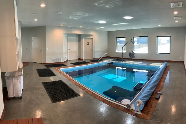 physical therapy pool in rigby idaho