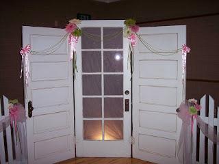 Shabby doors