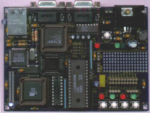 Rita-51J is a low-cost Internetworkable controller board