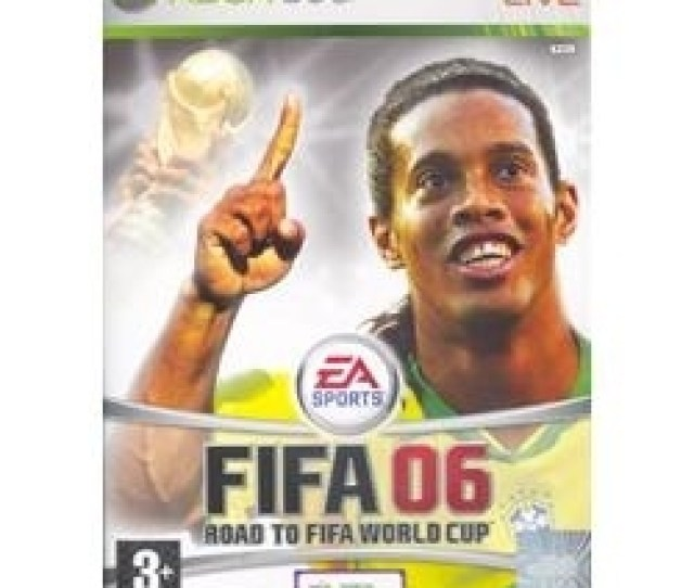X Box 360 Road To Fifa World Cup 2006 Loading Zoom