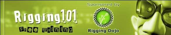 Rigging 101 and Rigging Dojo free training