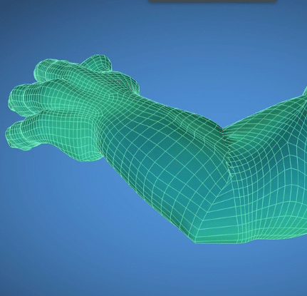 brSmoothWeights - Advanced smoothing of skin cluster weights in Maya