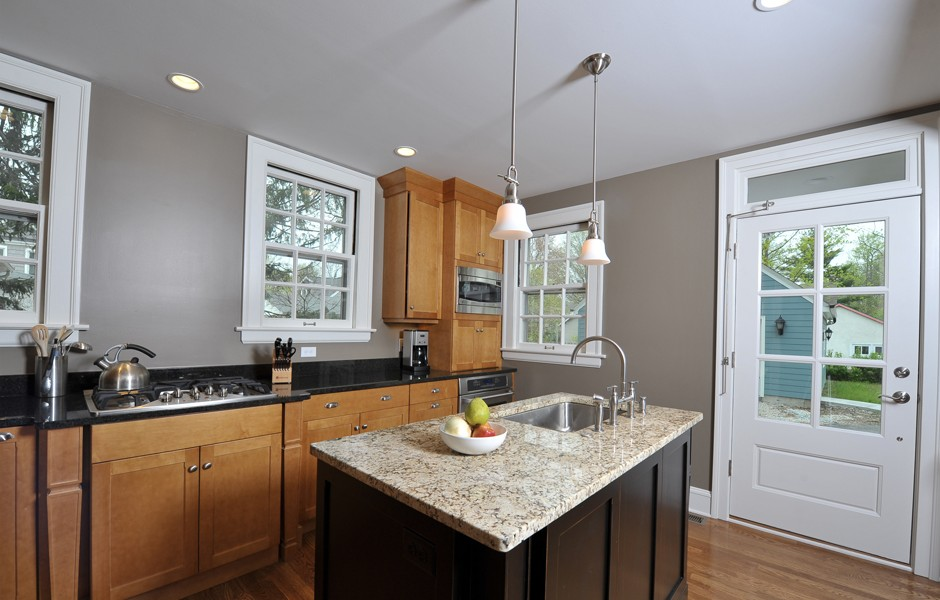Kitchen Remodel In A Historic Kirkwood Home Riggs Company