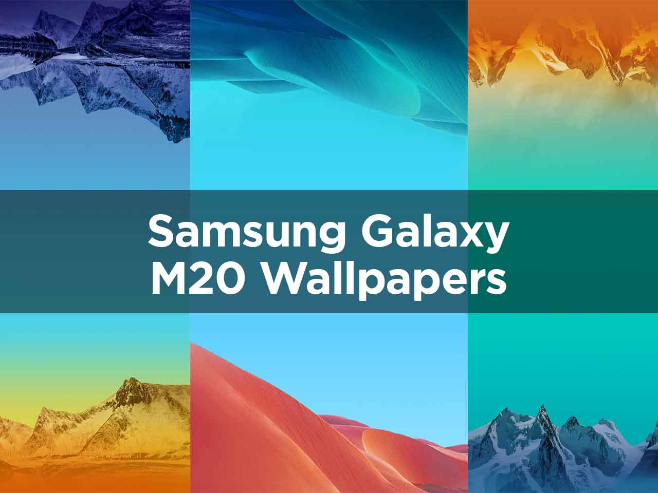 Download Samsung Galaxy M20 Wallpapers 5 Full Hd Walls