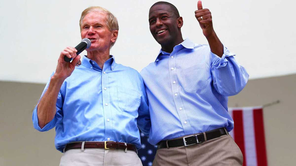 Gillum, Nelson Lawyers Fight To Allow Non-Citizen's Vote To Count