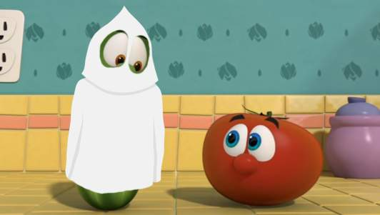 VeggieTales Producers Apologize For Episode Where Larry The Cucumber Joins The KKK