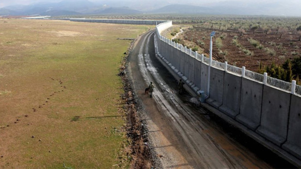 The EU-funded wall that nobody wants to talk about