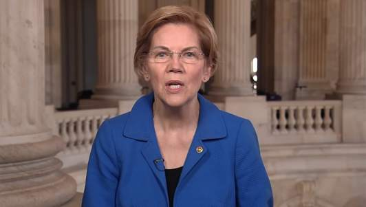 Elizabeth Warren Admits To Wearing Paleface At College Costume Party