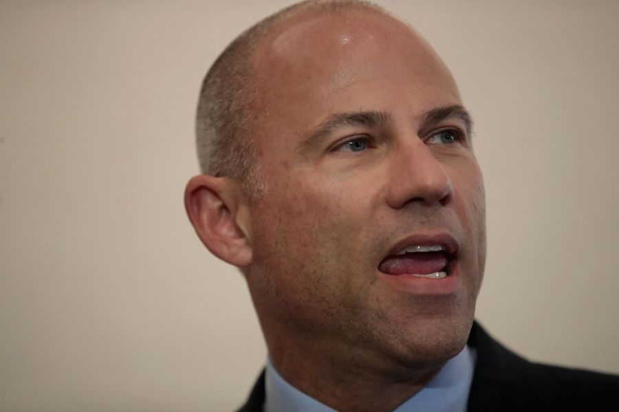 Avenatti arrested. Smollett's lawyer, a CNN mouthpiece, his alleged co-conspirator.