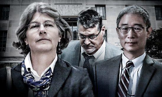 Nellie Ohr Deleted Emails Exchanged With Top Ranking DOJ Husband: Judicial Watch