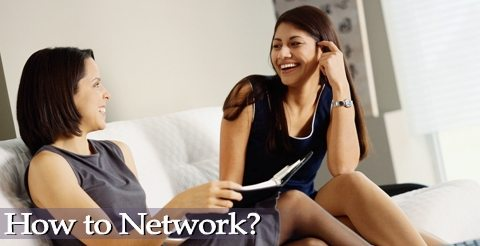 Ideas for Impact: How to Network