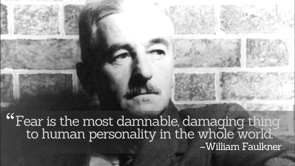 As I Lay Dying: Biography: William Faulkner