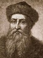 Johannes Gutenberg: Inventor of mechanized movable-type printing