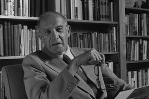 Peter Ferdinand Drucker, the father of management theory