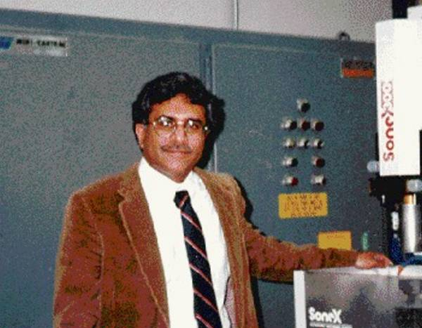 Guruswamy Sathyanarayanan, Lehigh University and Indian Institute of Science