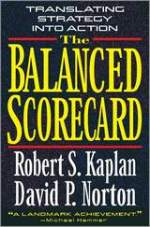 'The Balanced Scorecard - Translating Strategy into Action' by Robert Kaplan and David Norton (ISBN 0875846513)