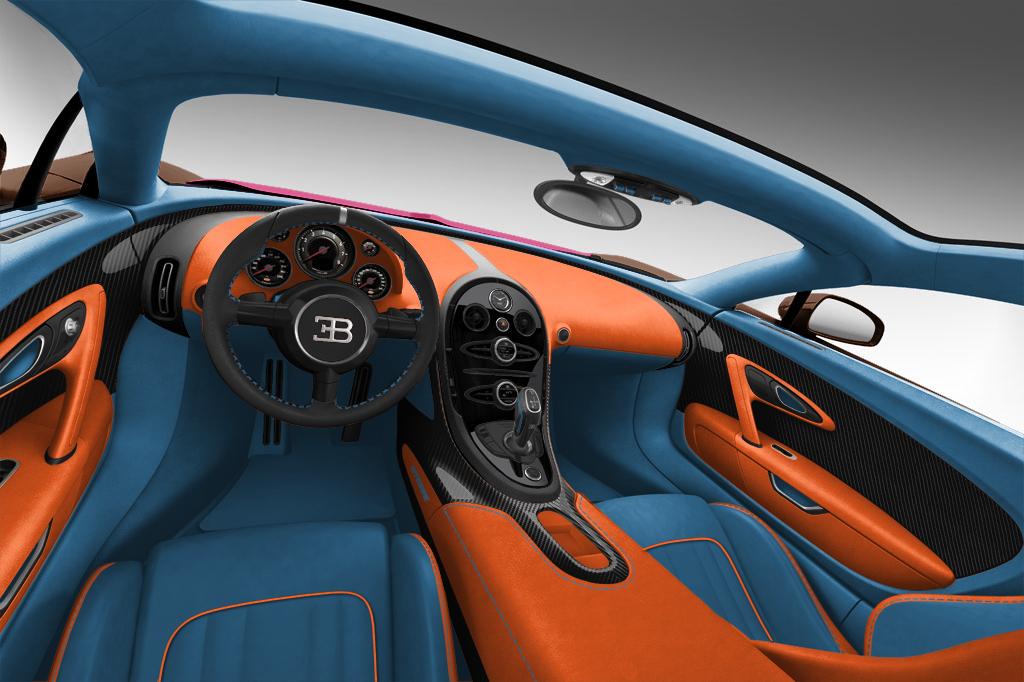 More stats 5 Build your own Bugatti Grand Sport Vitesse